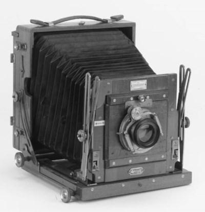Sanderson field camera no. 163