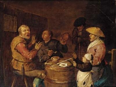 Circle of Pieter de Bloot (160
