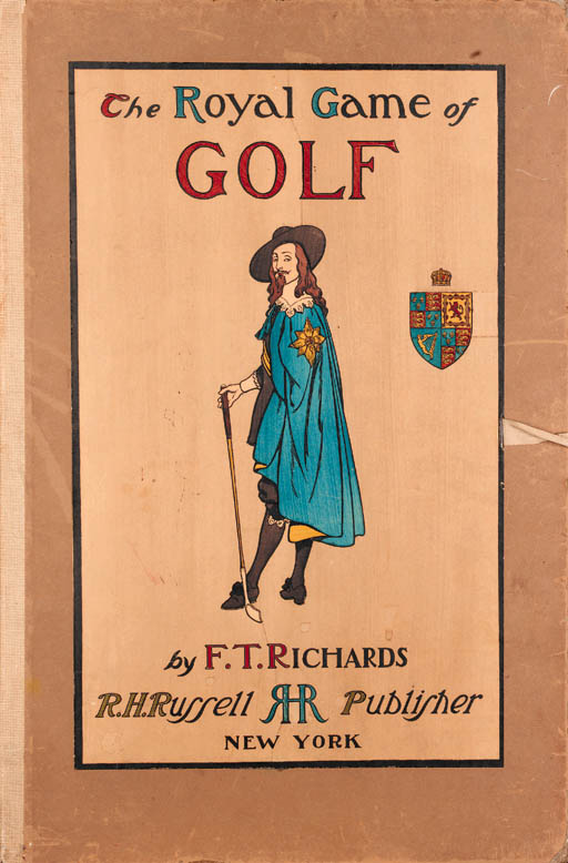 THE ROYAL GAME OF GOLF