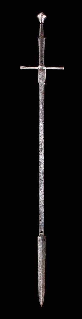 A Rare German Boar-Sword