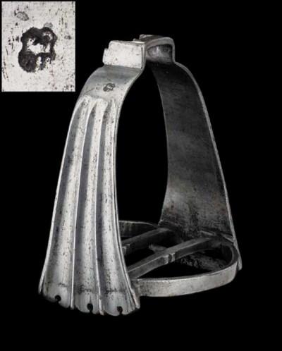 A Burgundian (?) Iron Stirrup