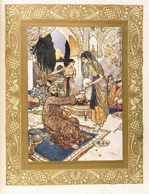 OMAR, Khayyam & Edmund DULAC (