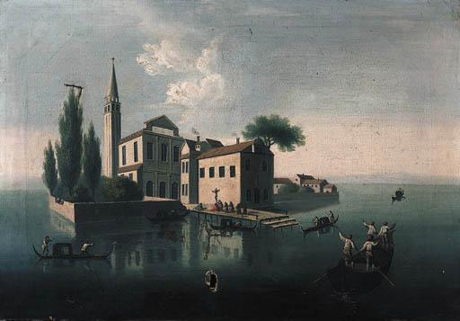 Venetian School, 19th Century