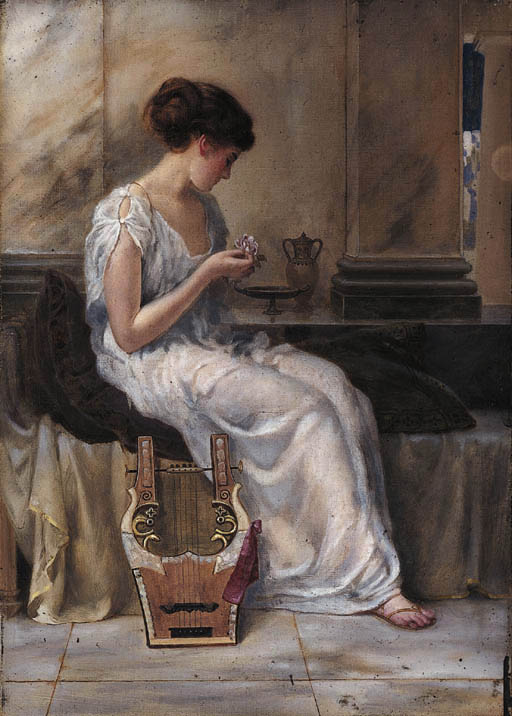 Attributed to Arthur Dampier M