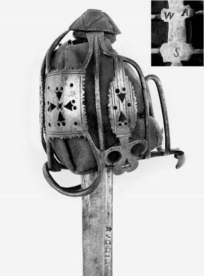 A Scottish Basket-Hilted Backs