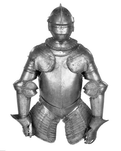 A Composite Italian Half-Armou