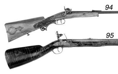 A German Flintlock Musketoon