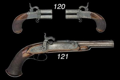 A Rare 12-Bore Breech-Loading