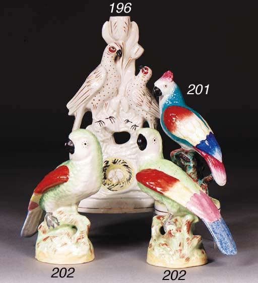 A Staffordshire bird spill vas