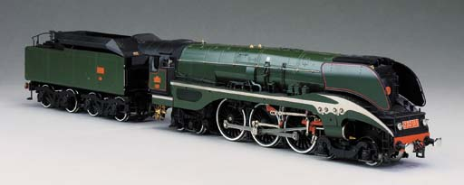 A fine and detailed Gauge 1 tw