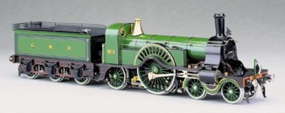 A well proportioned Gauge 1 sp