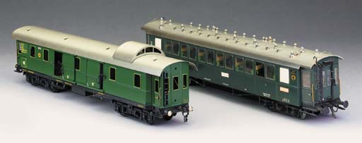 A Gauge 1 two-rail electric mo