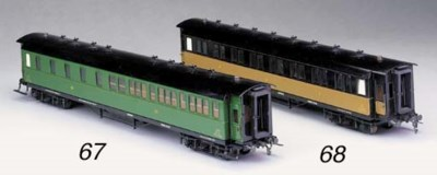 A Gauge 1 two-rail electric mo