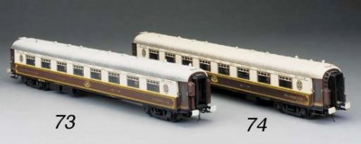 A well detailed Gauge 1 two-ra