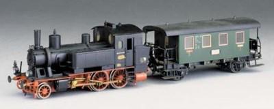 Gauge 0 two-rail electric mode