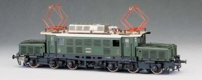 A well made Gauge O two-rail e