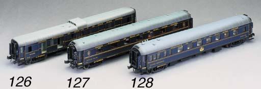A Gauge O two-rail electric mo