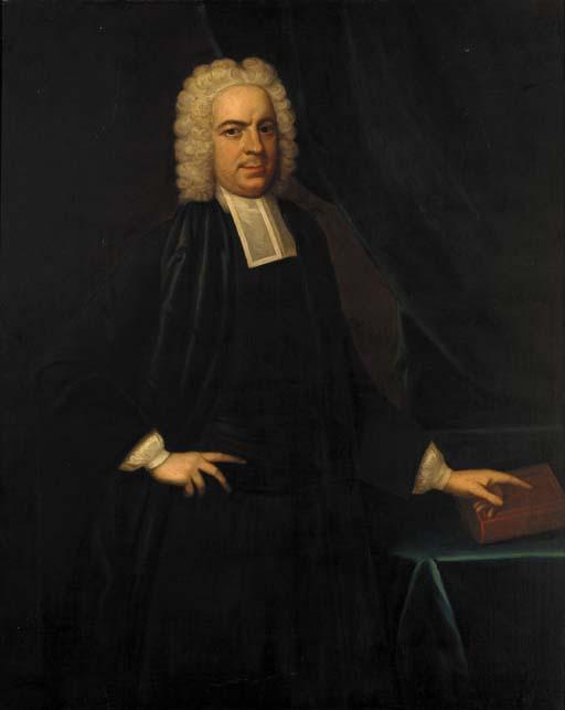 Circle of Jonathan Richardson (1664-1745)