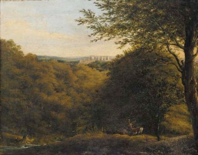 Attributed to William Havell (