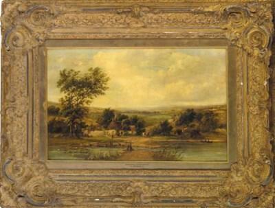 Thomas Creswick, R.A. (1811-18