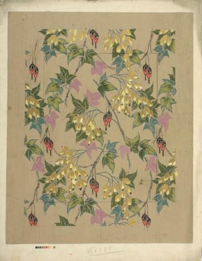 Art Nouveau design No.551188 o
