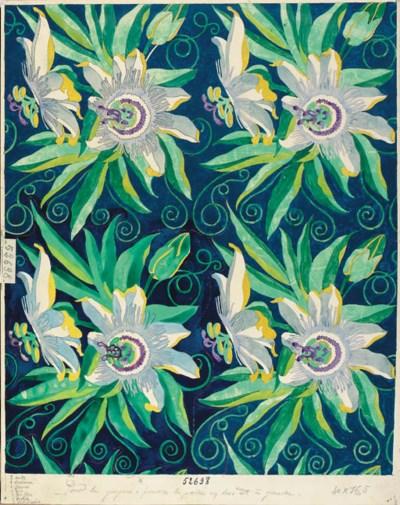 Nine designs for textiles, mai