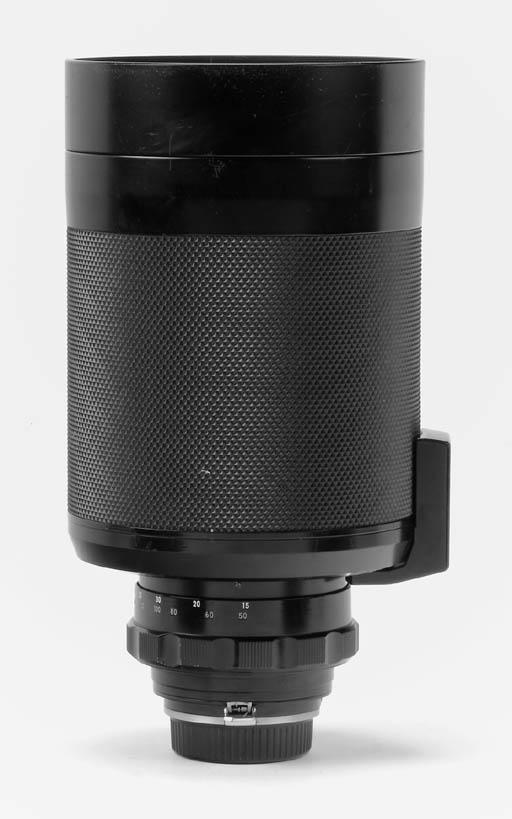 Reflex-Nikkor F/5 500mm. no. 182888