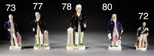 A figure of William Ewart Glad