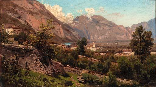 Adalbert Waagen (1833 - 1898)