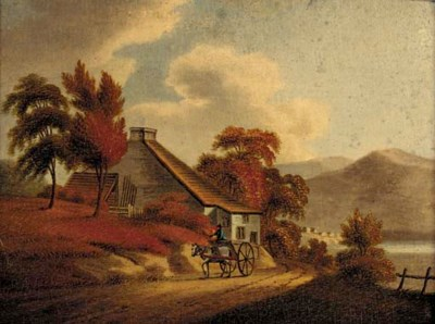 Irish [?] school, early 19th C