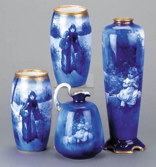 A Blue Children's Ware slender