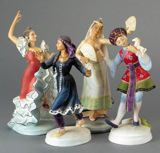 'Dancers of the World'