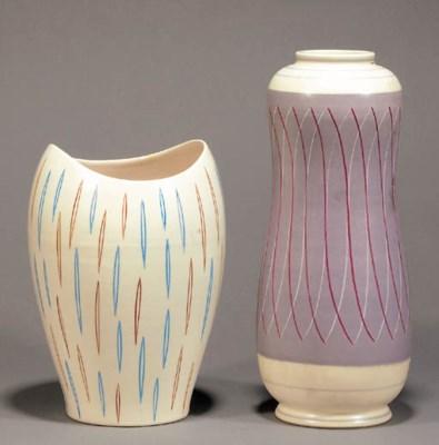 A Freeform vase