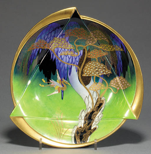 'Heron and Magical Tree'
