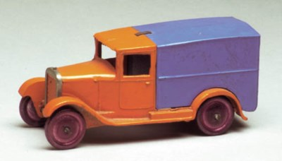 A pre-war Hornby Series orange