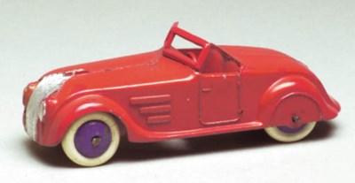 Pre-war Dinky 22g Streamlined