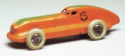 Pre-war Dinky 23b Hotchkiss Ra