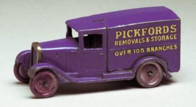 A pre-war Dinky 28b 'Pickfords