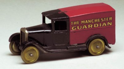 A pre-war Dinky 'The Mancheste
