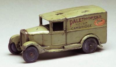 A pre-war Dinky 28f 'Palethorp