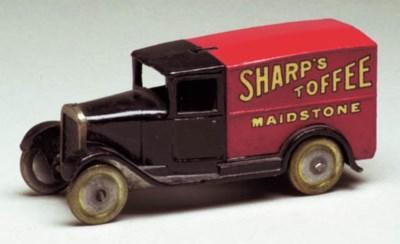A pre-war Dinky 28h 'Sharp's T