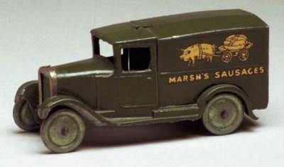 A pre-war Dinky 28k 'Marsh's S