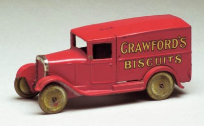 A pre-war Dinky 28L 'Crawford'