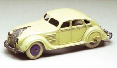 Pre-war Dinky 30 Chrysler Airf