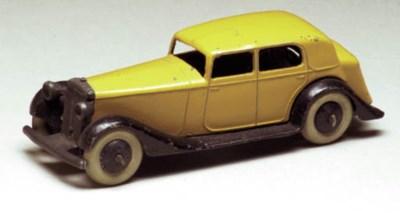 A wartime Dinky 30c Daimler