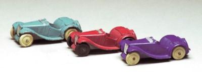 Pre-war Dinky 35 Series