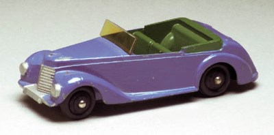 A Dinky Prototype Colour Sampl