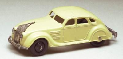 Dinky 30a Chrysler Airflow Sal
