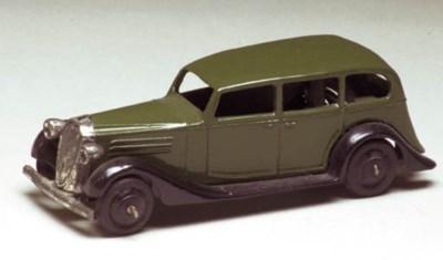 Dinky 30d Vauxhall Cars
