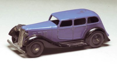 Dinky 36a Armstrong Siddeleys